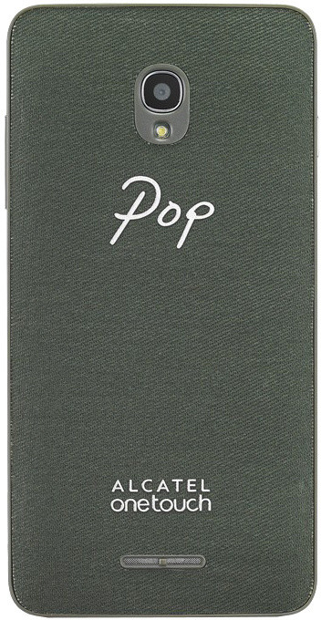 ALCATEL ONETOUCH 5022D POP STAR Fabric Case, Stone