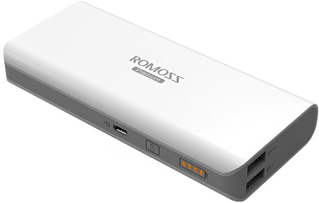 ROMOSS Power bank 10400mAh