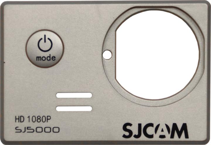 SJCAM ochranný kryt pro SJ5000, stříbrný