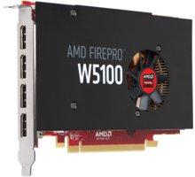 HP AMD FirePro W5100, 4GB - J3G92AA