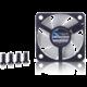 Fractal Design Silent R3 - 50mm, bílá