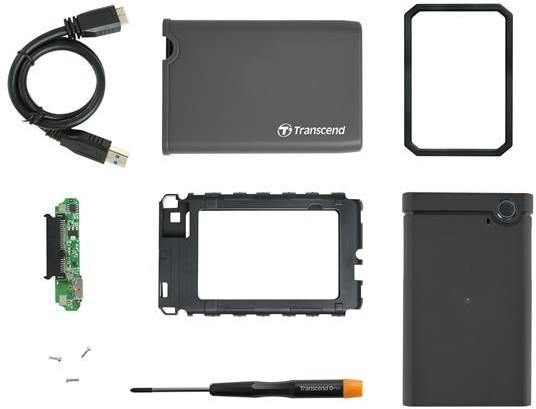 "Transcend Upgrade Kit pro 2,5"""