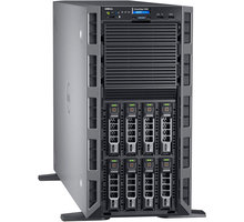Dell PowerEdge T630 TW /E5-2603v3/4GB/1TB 7.2K/H330/1x 750W/Bez OS - T630-9223