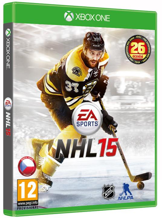 NHL 15 - XONE