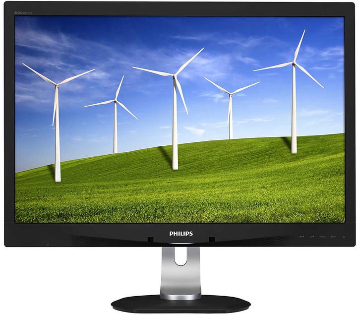 "Philips 240B4QPYEB - LED monitor 24"""