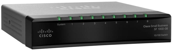 Cisco SF100D-08