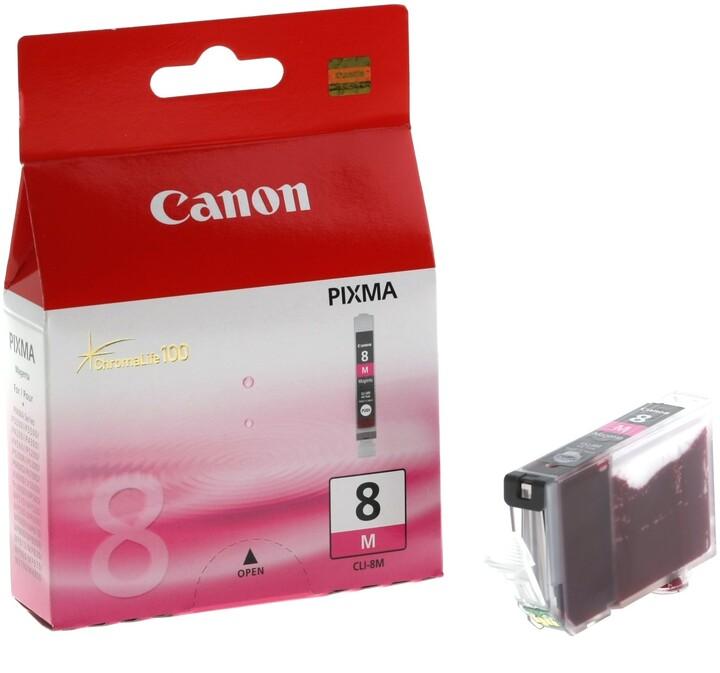Canon CLI-8M, purpurová
