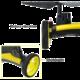 JJR/C H23 Mini Dron 2.4G 4 kanálový, 6osý gyroskop, žlutá