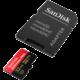 SanDisk Micro SDHC Extreme Pro 32GB 100MB/s A1 UHS-I U3 V30 + SD adaptér