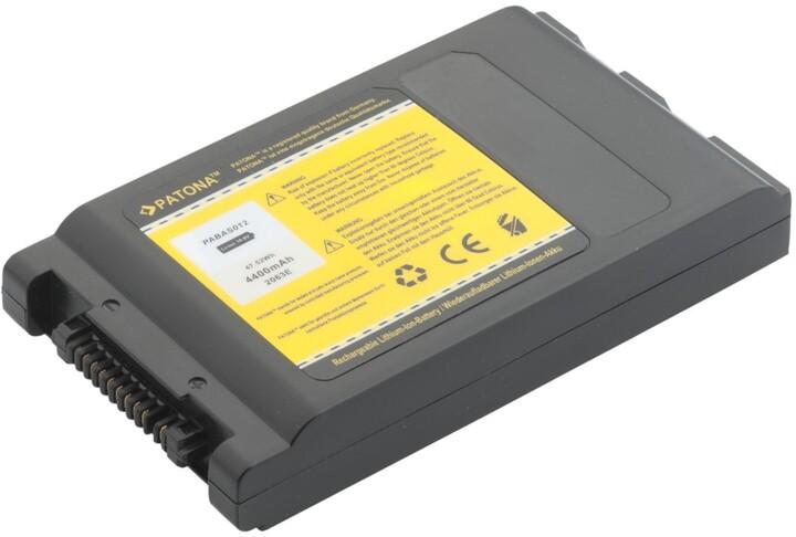 Patona baterie pro TOSHIBA TECRA 9000 4400mAh Li-Ion 10,8V