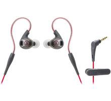 Audio-Technica ATH-Sport3, červená - ATH-Sport3 RD