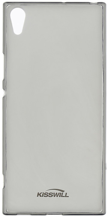 Kisswill TPU pouzdro pro Sony G3221 Xperia XA1 Ultra, černá