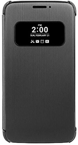 LG Folio S-View CFV-160 pouzdro pro LG G5, titan