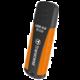 Transcend JetFlash 810 8GB, oranžovočerná