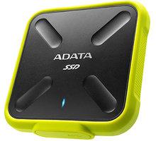 ADATA SD700, USB3.1 - 512GB, žlutá - ASD700-512GU3-CYL