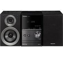 Panasonic SC-PM600EG, černá - SC-PM600EG-K