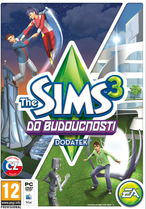 The Sims 3 Do budoucnosti - PC