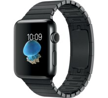 Apple Watch 2 42mm Space Black Stainless Steel Case with Space Black Link Bracelet - MNQ02CN/A