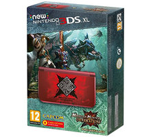 Nintendo New 3DS XL Monster Hunter Gen. Ed. - NI3H97129