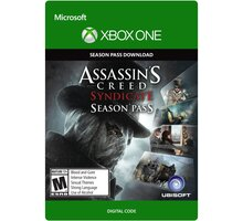 Assassin's Creed: Syndicate - Season Pass (Xbox ONE) - elektronicky - 7D4-00082