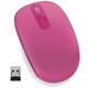 Microsoft Mobile Mouse 1850, růžová