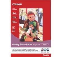Canon Foto papír GP-501, 10x15 cm, 10 ks, 210g/m2 - lesklý - 0775B005