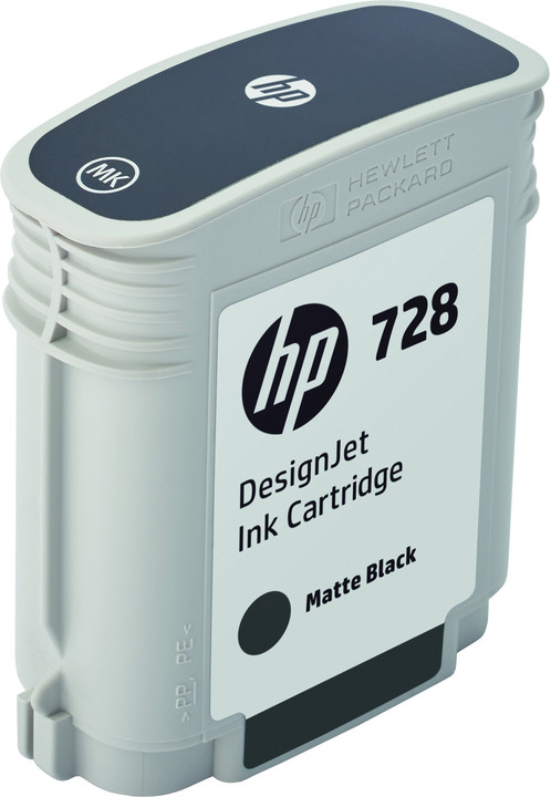 HP F9J64A no. 728 (69ml), matte black