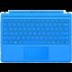Microsoft Surface Pro 4 Type Cover, světle modrá