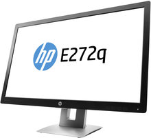 "HP EliteDisplay E272q - LED monitor 27"" - M1P04AA"