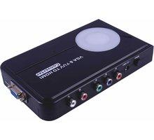 PremiumCord VGA+YUV na HDMI redukce - 8592220005139