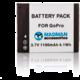MadMan Baterie pro GoPro HD HERO2