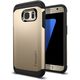 Spigen Tough Armor, gold - Gal S7