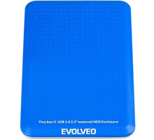 EvolveoTinyBox II - box pro HDD - BN-E10U2
