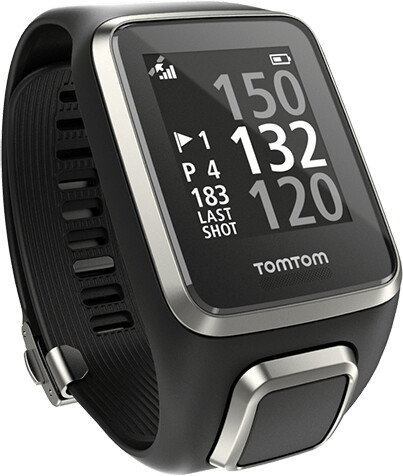 TOMTOM Golfer 2 (L), černá