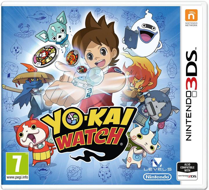 Yo-Kai Watch (3DS)