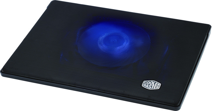 CoolerMaster NotePal i300, modrá