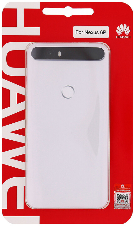 Huawei Original Protective Pouzdro Transparent Nexus 6P (EU Blister)