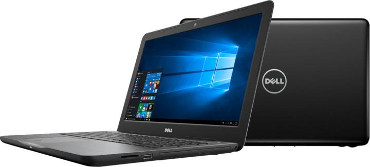 Dell Inspiron 17 (5767), černá