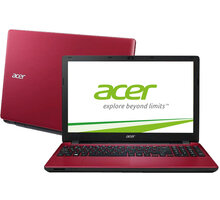 Acer Aspire E15 (E5-511-P5V9), červená