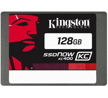 Kingston SSDNow KC400 - 128GB - SKC400S37/128G