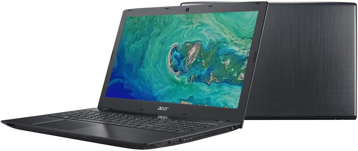 Acer Aspire E15 (E5-575G-56GP), černá