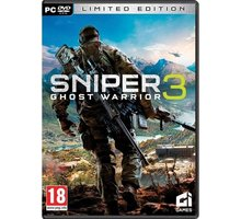 Sniper: Ghost Warrior 3 - Limited Edition (PC) - PC