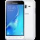 Samsung Galaxy J3 (2016) Dual Sim, bílá  + Zdarma SIM karta Relax Mobil s kreditem 250 Kč