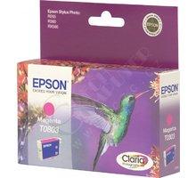 Epson C13T080340, purpurová