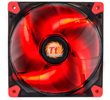 Thermaltake Luna 12 LED Red, 120mm - CL-F017-PL12RE-A