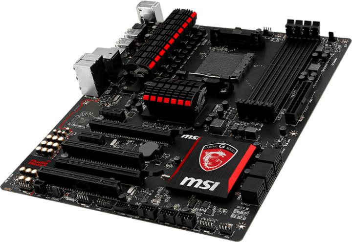 MSI 970 GAMING - AMD 970