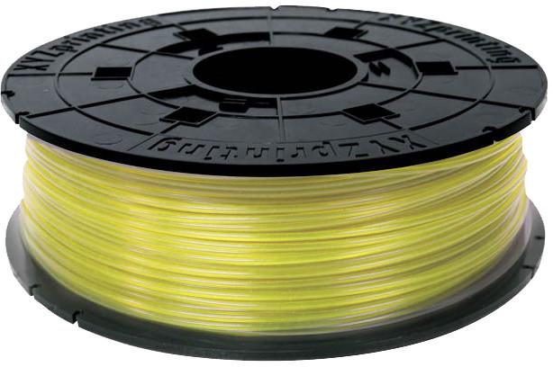 XYZprinting da Vinci 600gr Clear Yellow PLA Filament Cartridge