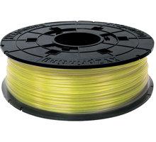 XYZprinting da Vinci 600gr Clear Yellow PLA Filament Cartridge - RFPLAXEU00E