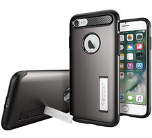 Spigen Slim Armor pro iPhone 7, gunmetal - 042CS20301