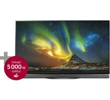 LG OLED55E6V - 139cm + Herní konzole Xbox 360 v ceně 4000 Kč